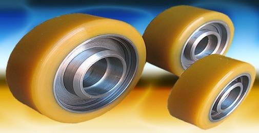 Bọc bánh xe bằng nhựa PU