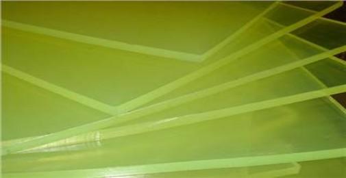 Nhựa PU dạng tấm đặc