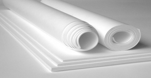 Nhựa Teflon (PTFE) dạng tấm đặc